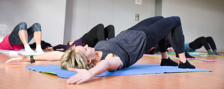 Pilates - unser Angebot im VfL Center