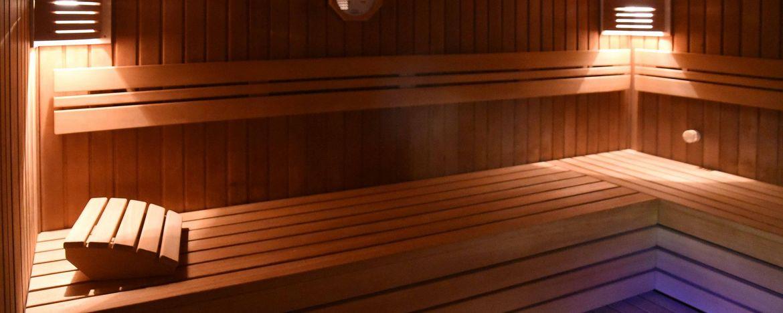 Unser Sauna- und Ruhebereich